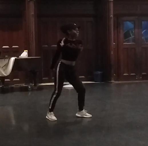 Kpop Lip Sync Battle performer Mliya