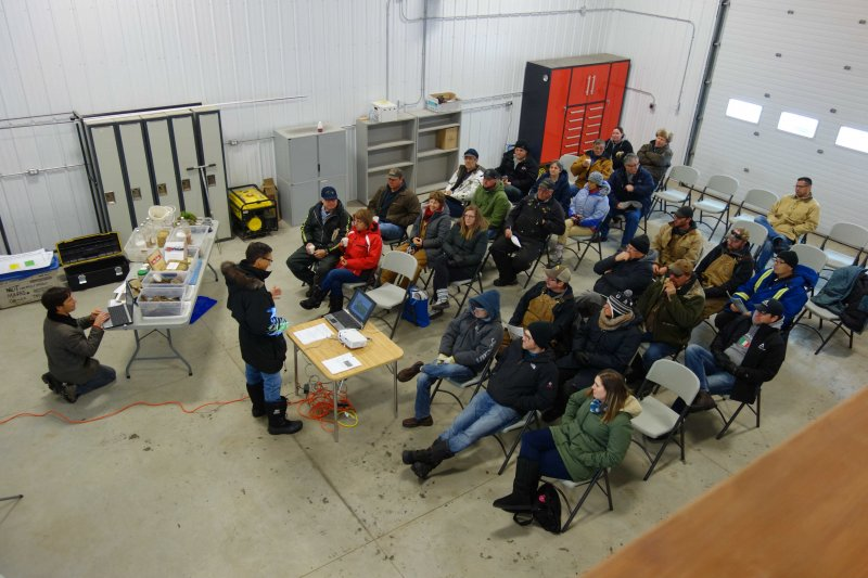 MBFI Winter Grazing Tour Dec 8th 2016-Crowd before we started.jpg