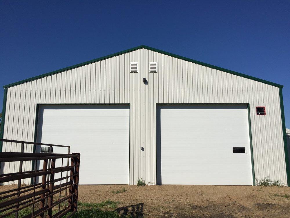 Johnson Farm Scale Shed