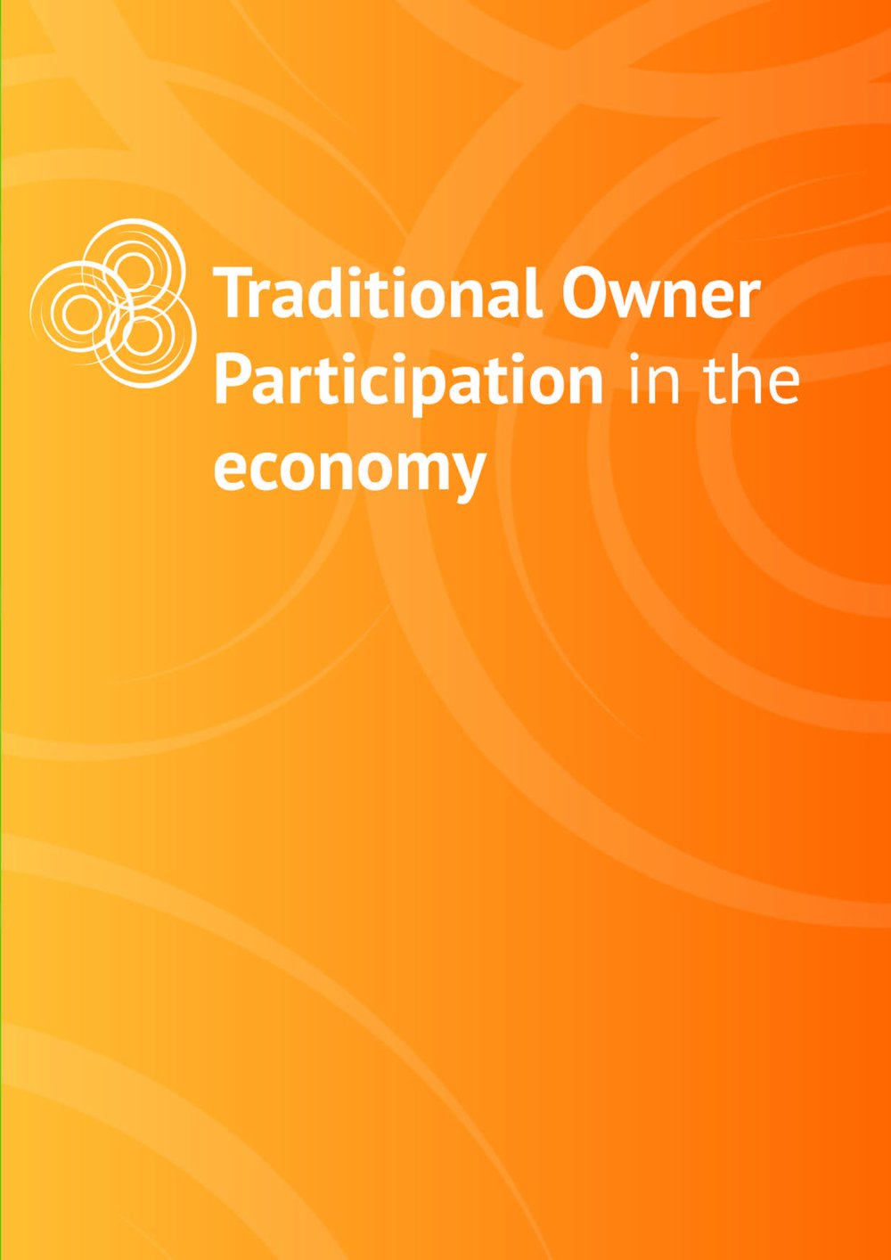 Participation in the economy