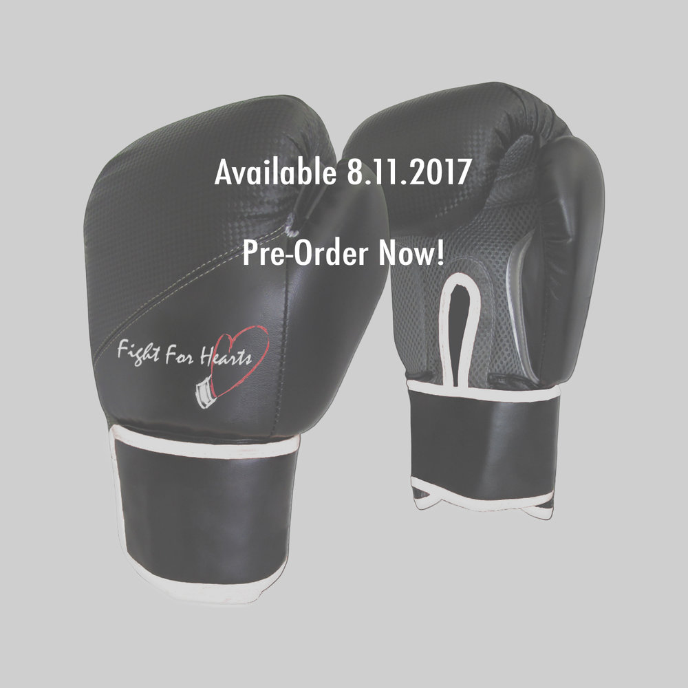 Fight For Hearts - Boxing Gloves (14 oz)