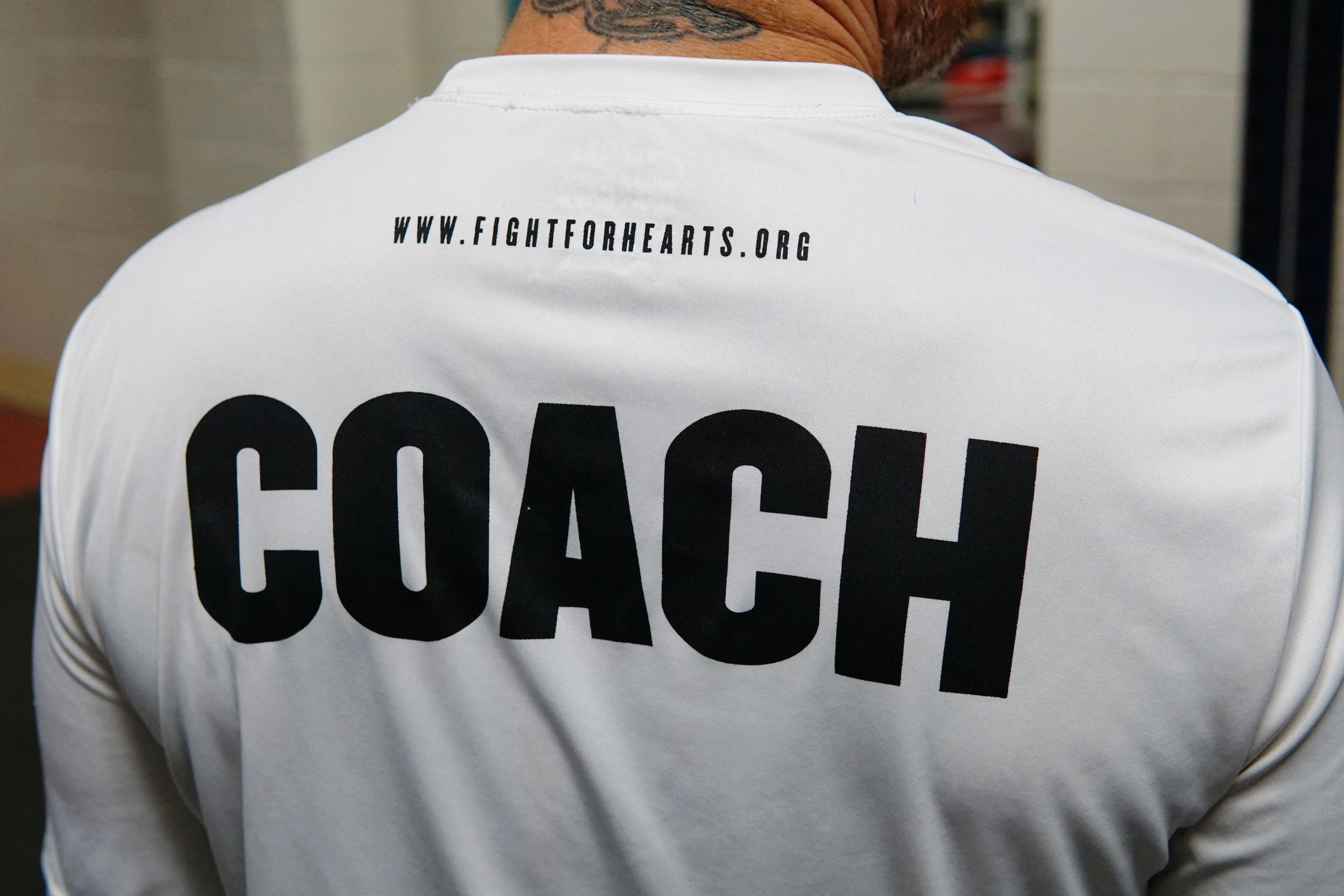 Our coaching staff fight for hearts coachg 1betcityfo Gallery