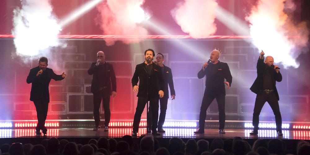 The Six Show Branson performers.JPG