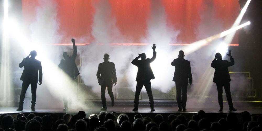 The Six Show Singers in Branson.JPG