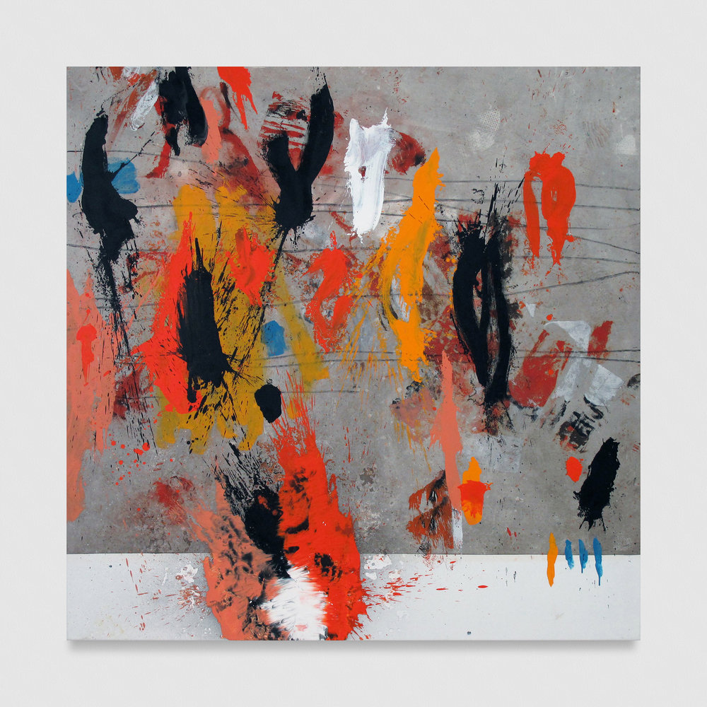 Dark White , José Manuel Ciria, 2016-2017. Image courtesy Baert Gallery.