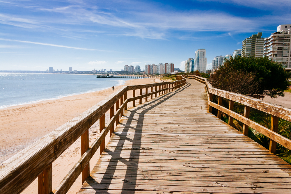 5. Punta del Este, Uruguay - Beach parties, summer, and barefoot glamour