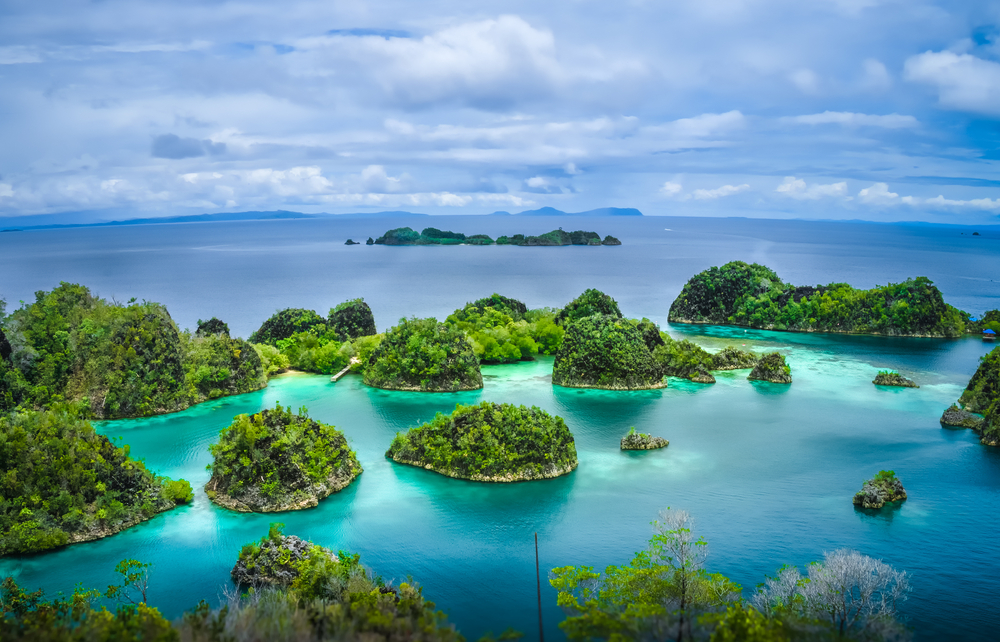 Raja Ampat: Paradise Islands -