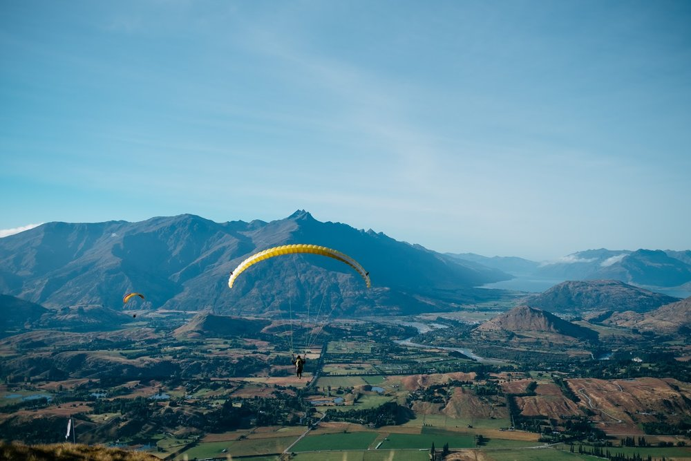9 Adventurous Nature Destinations for the Thrill Seeker -