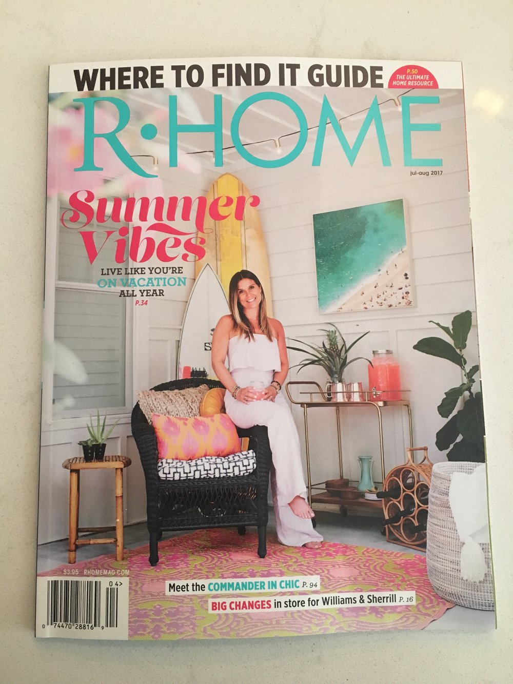 Richmond Home Magazine -