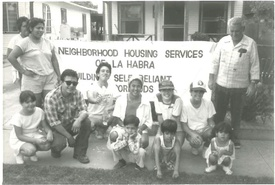 1998 - La Habra NHS and Santa Ana NHS merged to form the Neighborhood Housing Services of Orange County and expanded services to the entire region.
