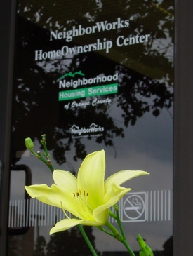 1999 - Grand opening of NHS Orange County's HomeOwnership Center in the Anaheim office.