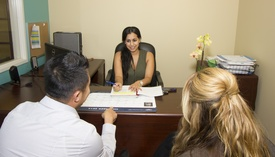 2007 - In response to community need, NHS Orange County began providing comprehensive foreclosure counseling.