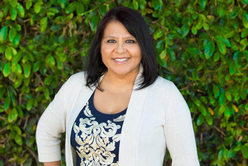 Sahara Garcia     Education Manager