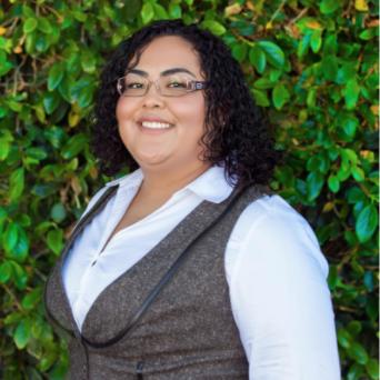 Anna Reynoso    VP, Community Impact Officer