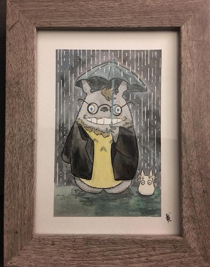 Guillermo del Totoro