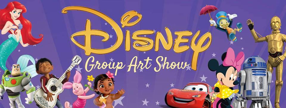 disney group art show opening reception beensentoe com