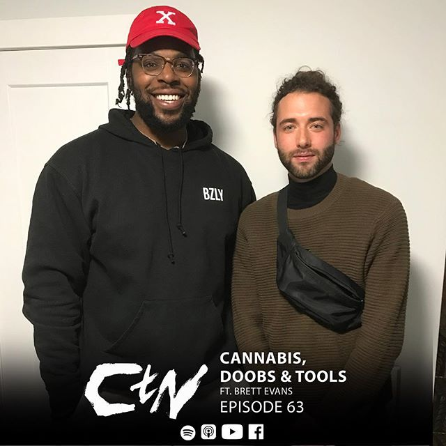 This week we welcome entrepreneur and cannabis advocate @brettnbudder to talk about his journey in the cannabis industry and how/why he created The Doob Tool. Terrence and Brett breaks down creating a prototype with duct tape and cardboard to white privilege in the cannabis industry, agism, self doubt, fear & failure, perspective, sacrifice and communication, the word beautiful, how real estate helped him start his own company, expedited internet learning, the future of cannabis and Brett's trip to Columbia.  EPISODE 63! Out now!! - Find us on @applepodcasts @spotify @facebook @youtube and @googleplaymusic  #changingthenarrative #podcast #cannabis #thedoobtool #youngentrepreneur