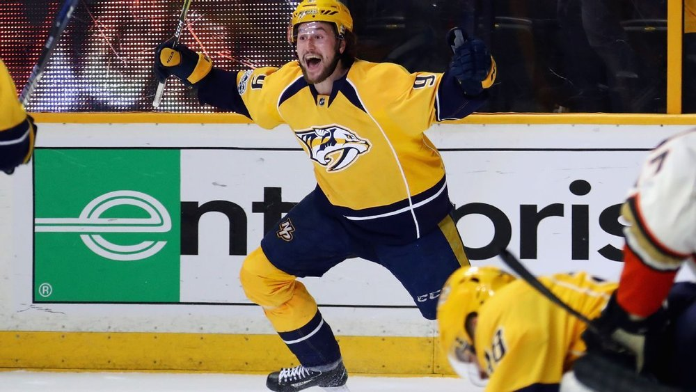 Filip Forsberg Celly