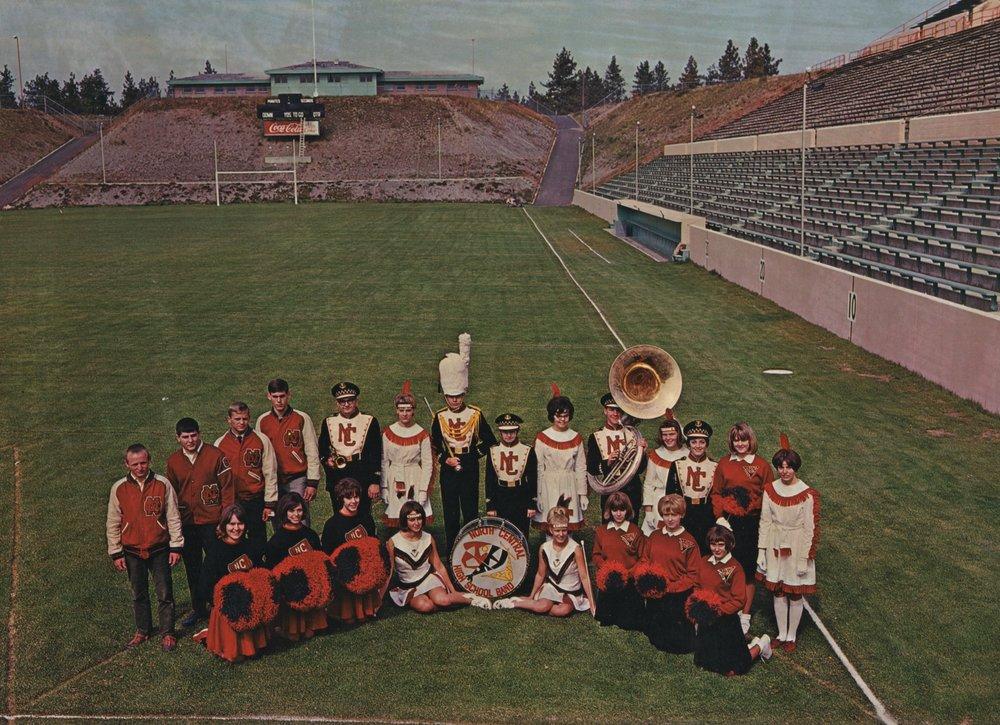 NC Band 1960s