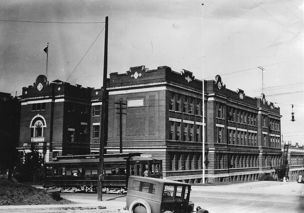NC Old Building 1920s