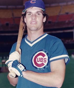 Ryne Sandberg '78 Pro Baseball Player
