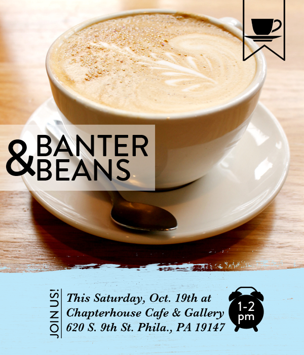 Banter and Beans at Chapterhouse