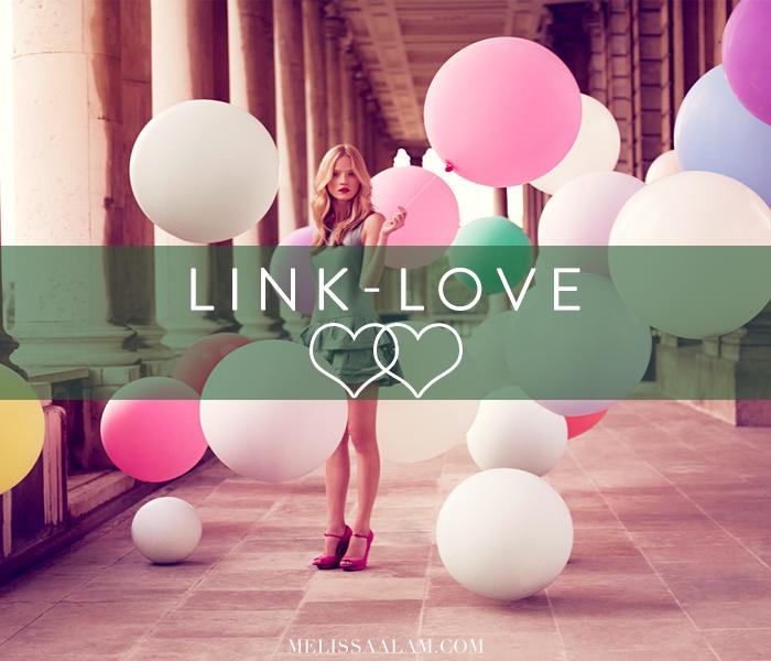 Link Love | MelissaAlam.com