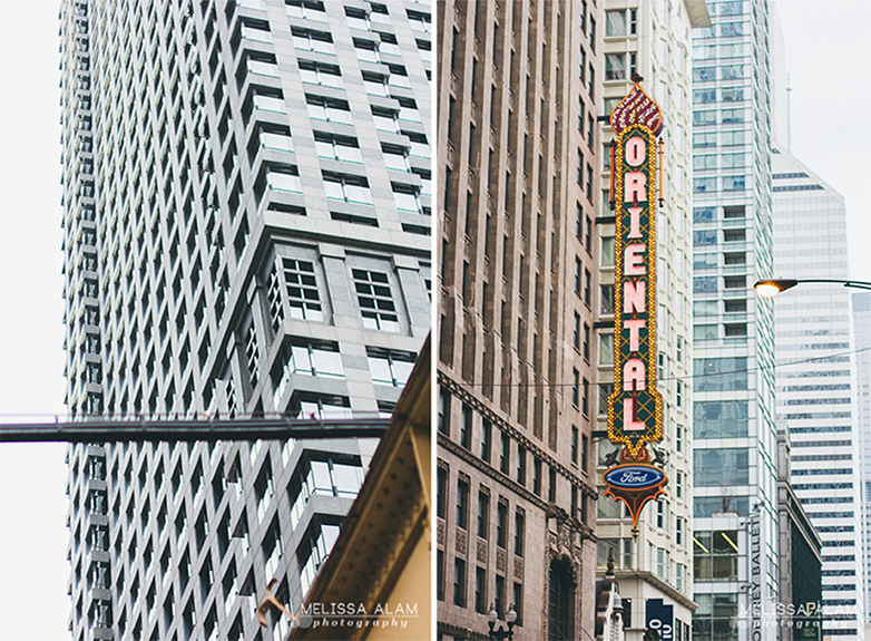 Snapshots of Chicago Buildings