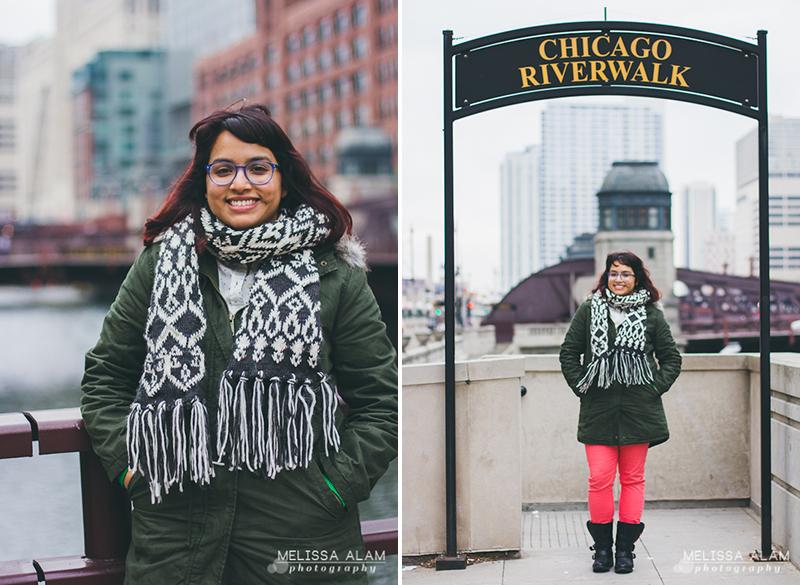Snapshots of Chicago- Melissa