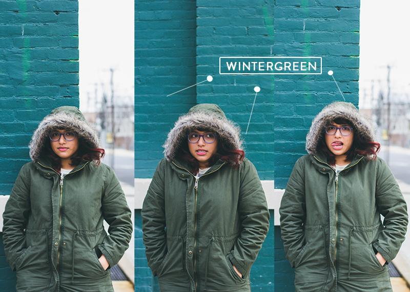 Wintergreen | Melissa Alam