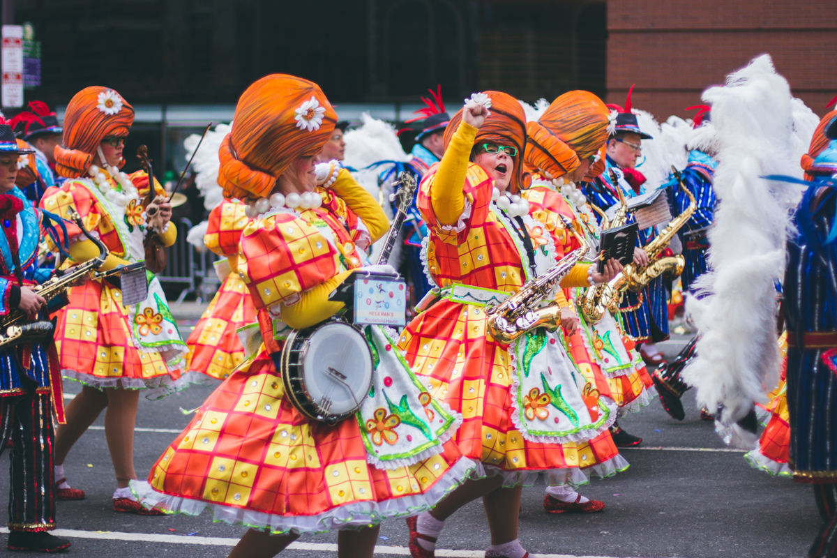 Mummers Day Parade-12