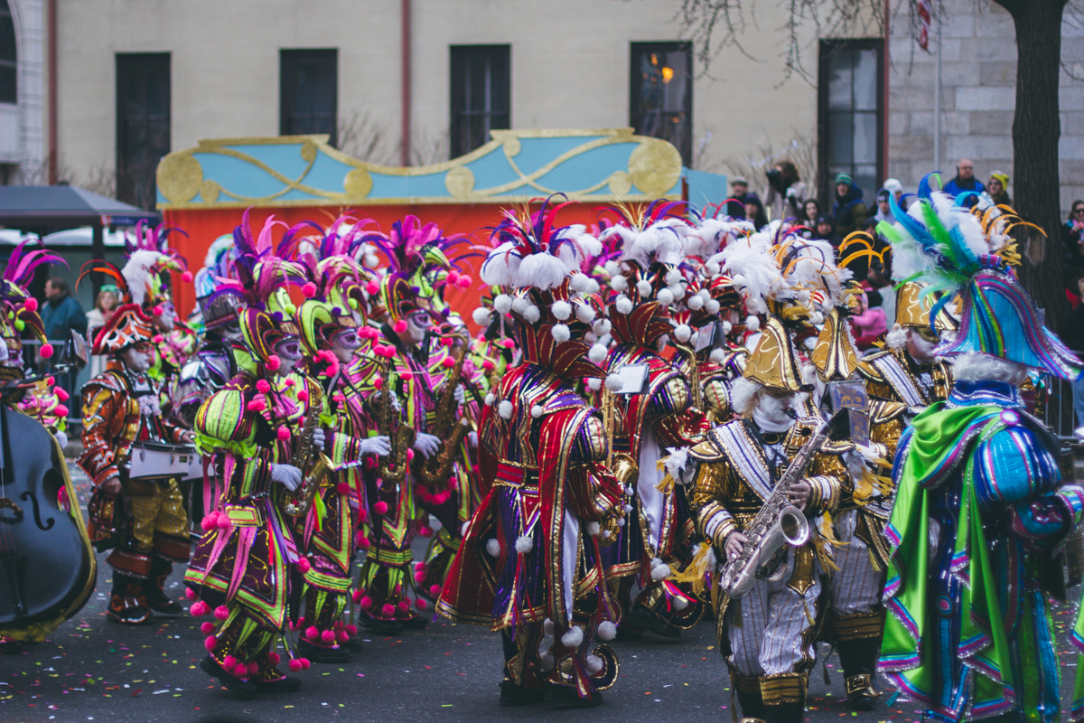 Mummers Day Parade-19