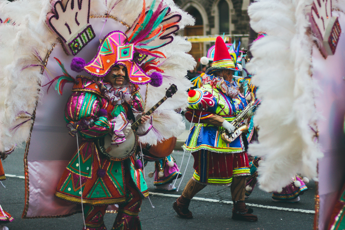 Mummers Day Parade-25
