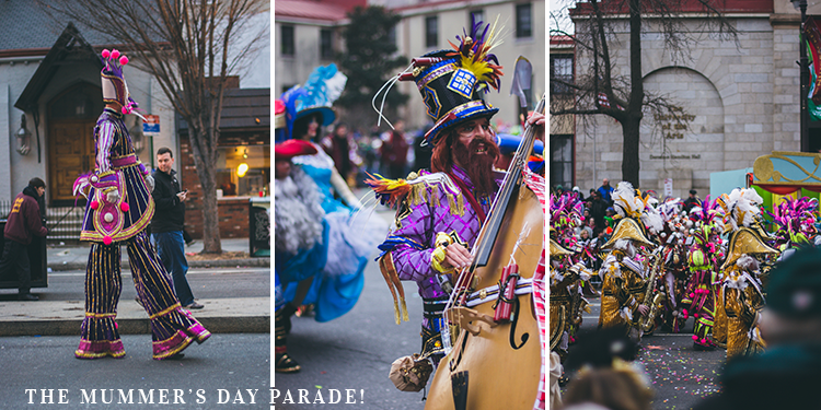 Mummers Day Parade