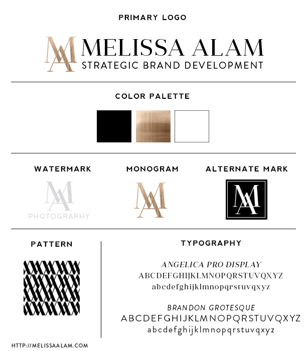 brand board, branding, blog branding