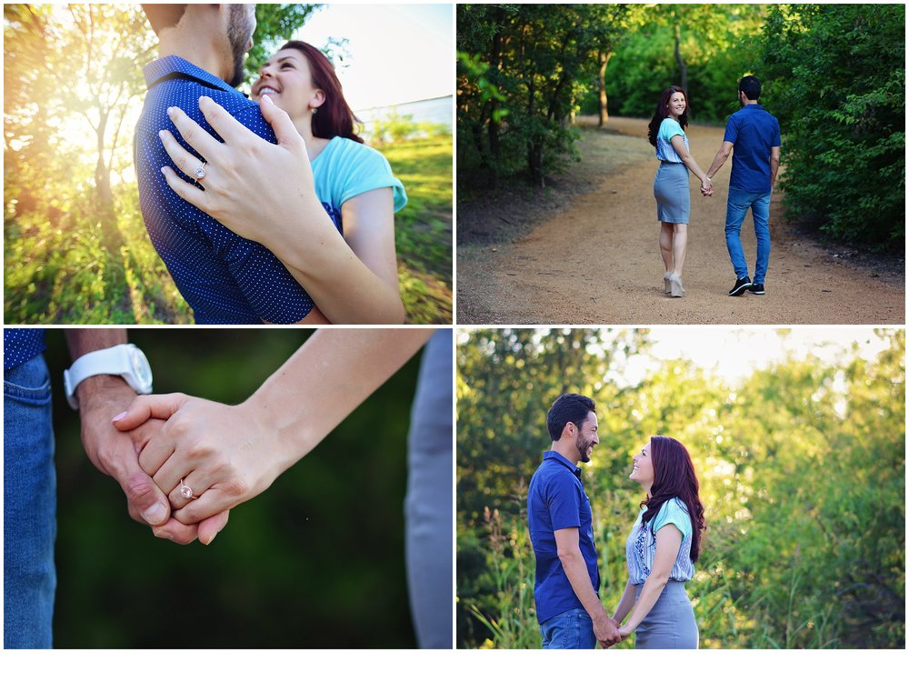Engagement Session - Little Elm, Texas