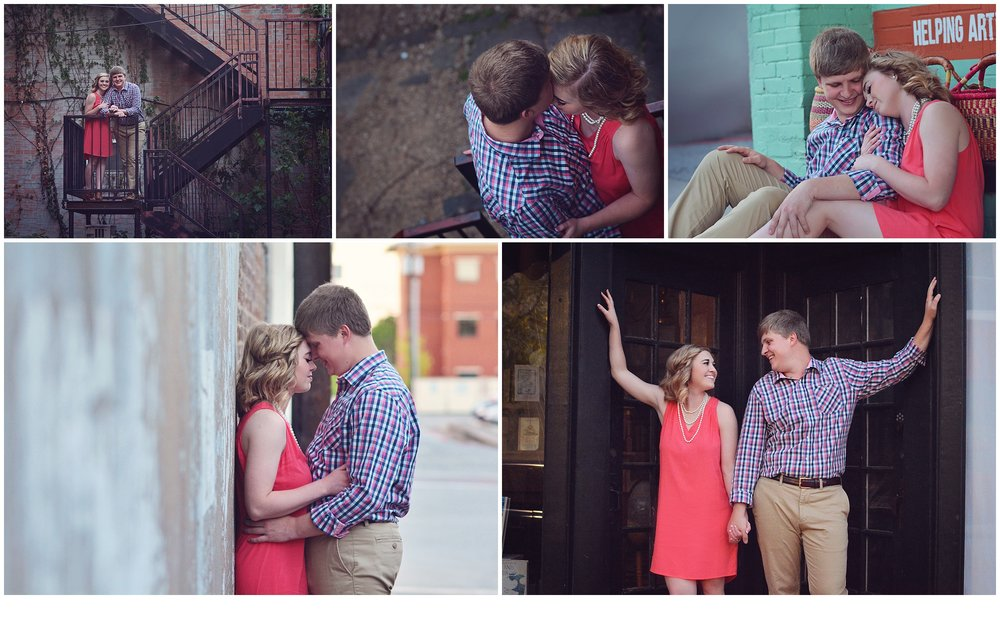 Engagement Session - McKinney, Texas