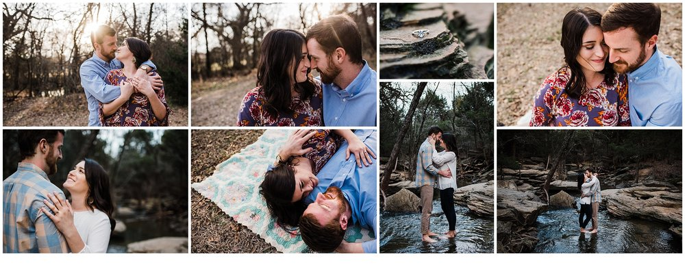 Engagement Session - Flower Mound, Texas