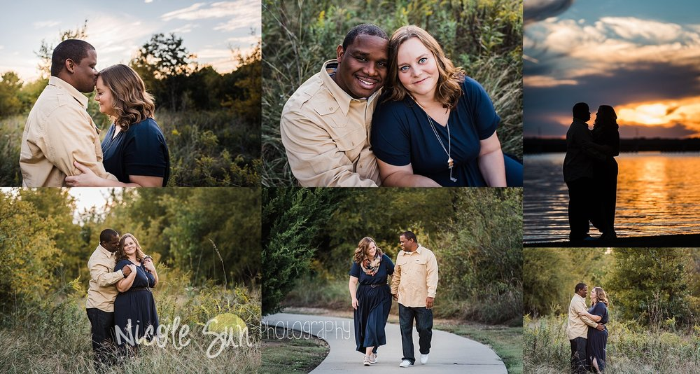 Anniversary Session - Little Elm, TX