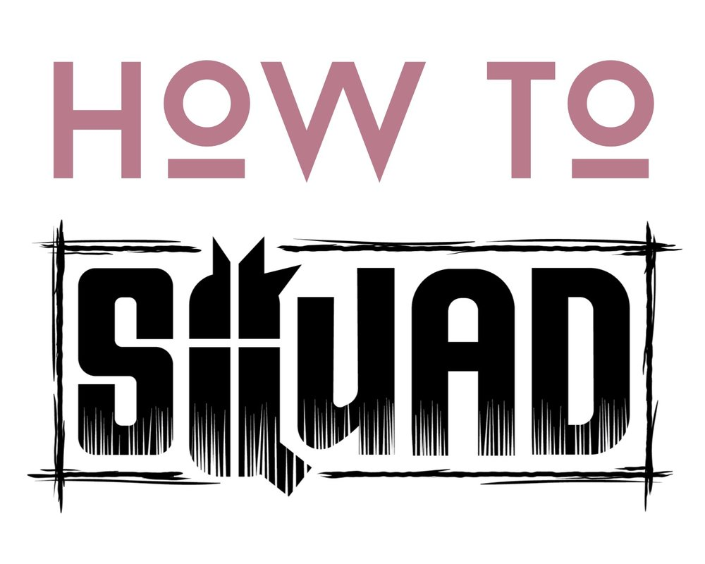 """How to SQUAD"" is a document that is designed to give your practical resources to help you reach your community."