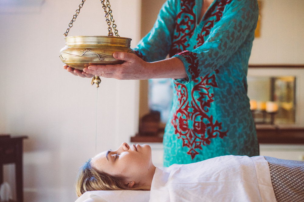Ayurvedic Sacred bodywork and Pancha Karma training for healthcare professionals