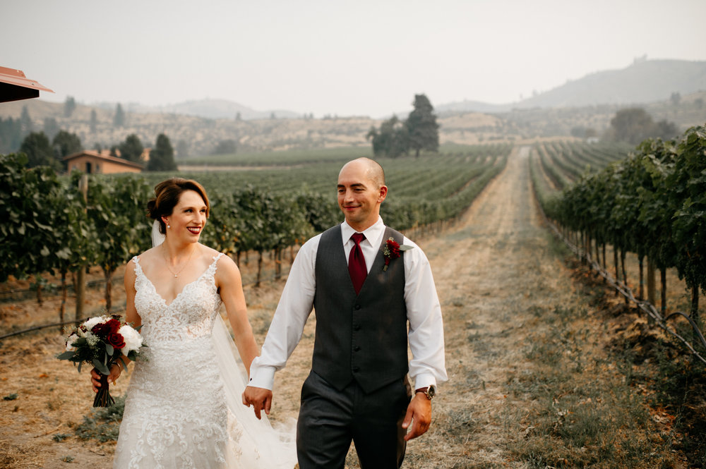 Mike & Kara - Tsillan Cellars