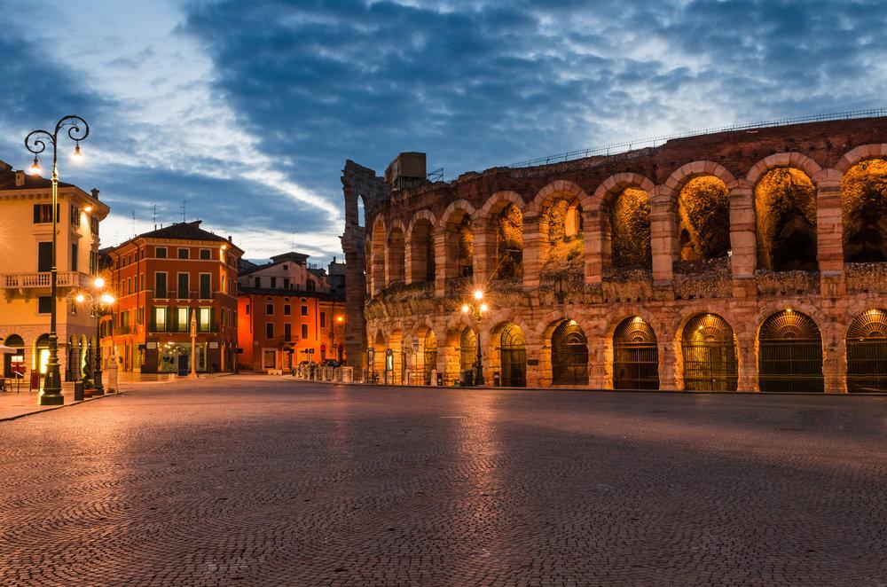Verona, Italia - 8-19 January 2018