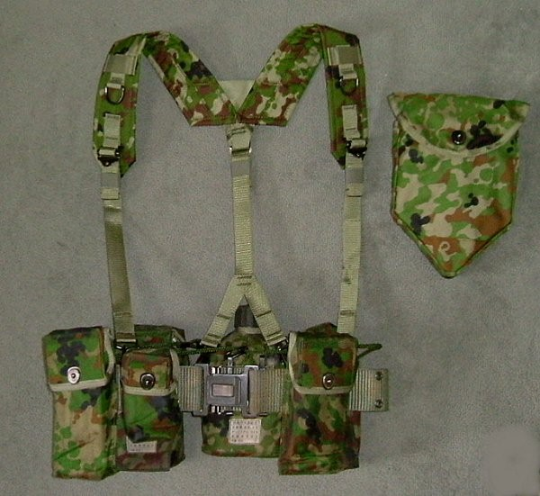 General Combat Harness Set