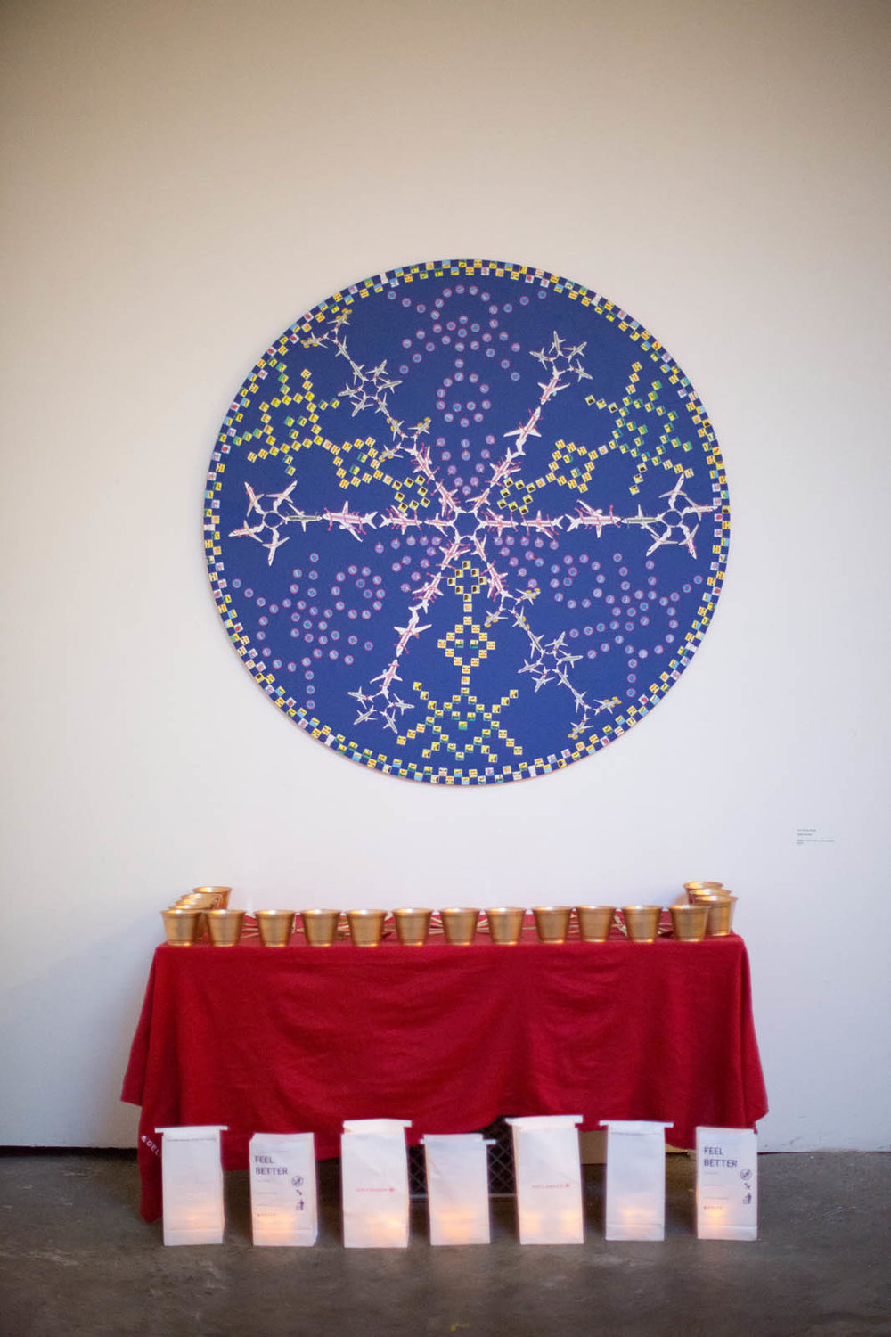 Safety Mandala Altar