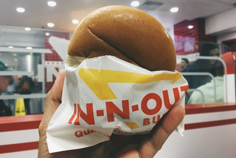 The forever classy double-double :)
