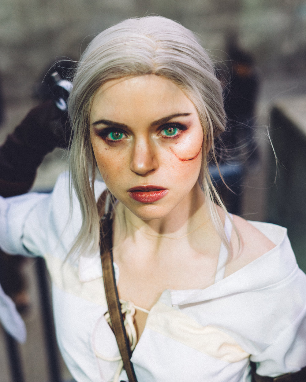 @armoredheartcosplay  — Ciri (The Witcher 3)