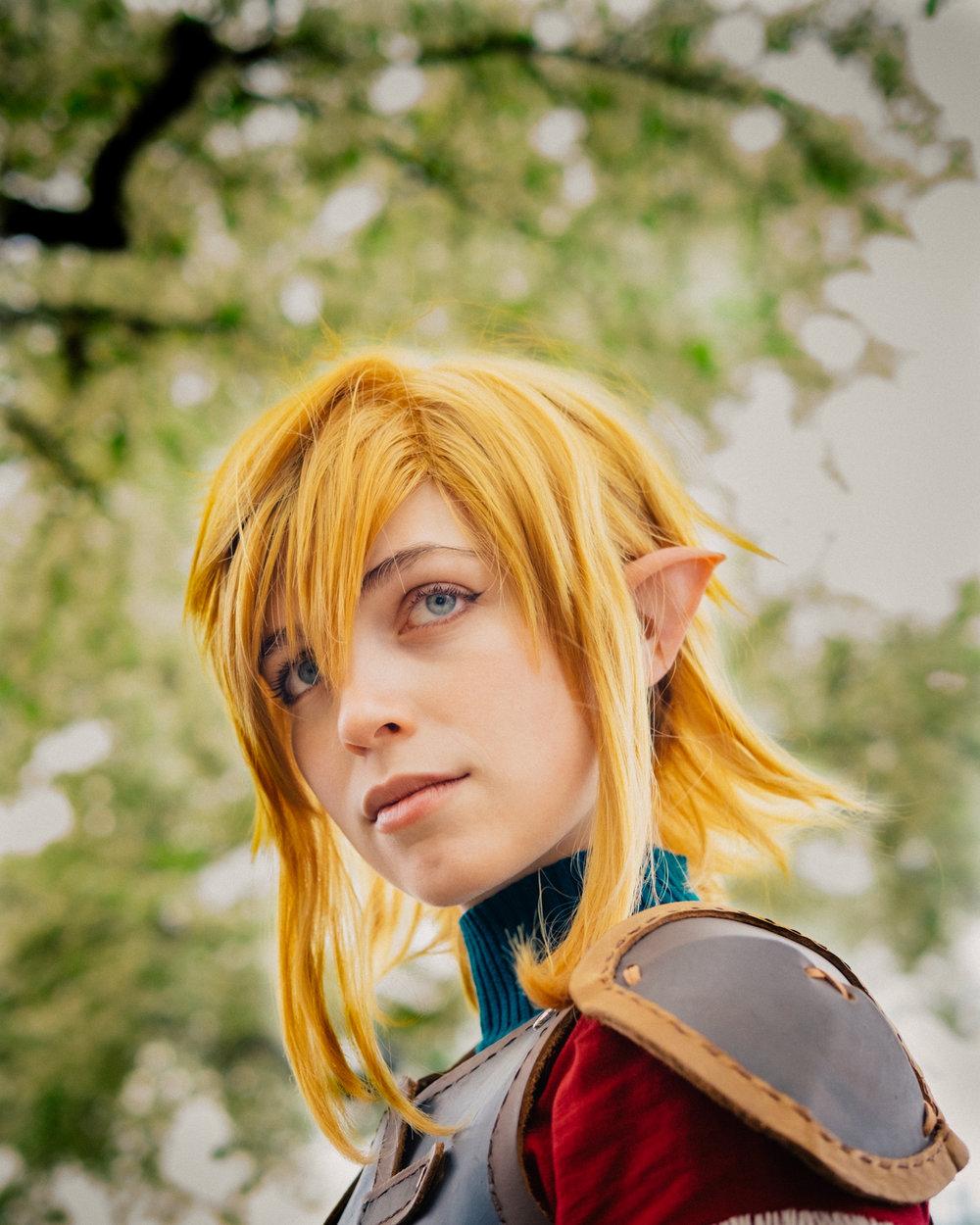 @lyrota  — Link (The Legend of Zelda: Breath of the Wild)