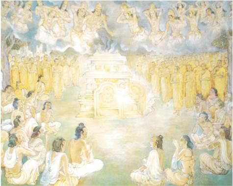 Buddha's Mahaparinirvana