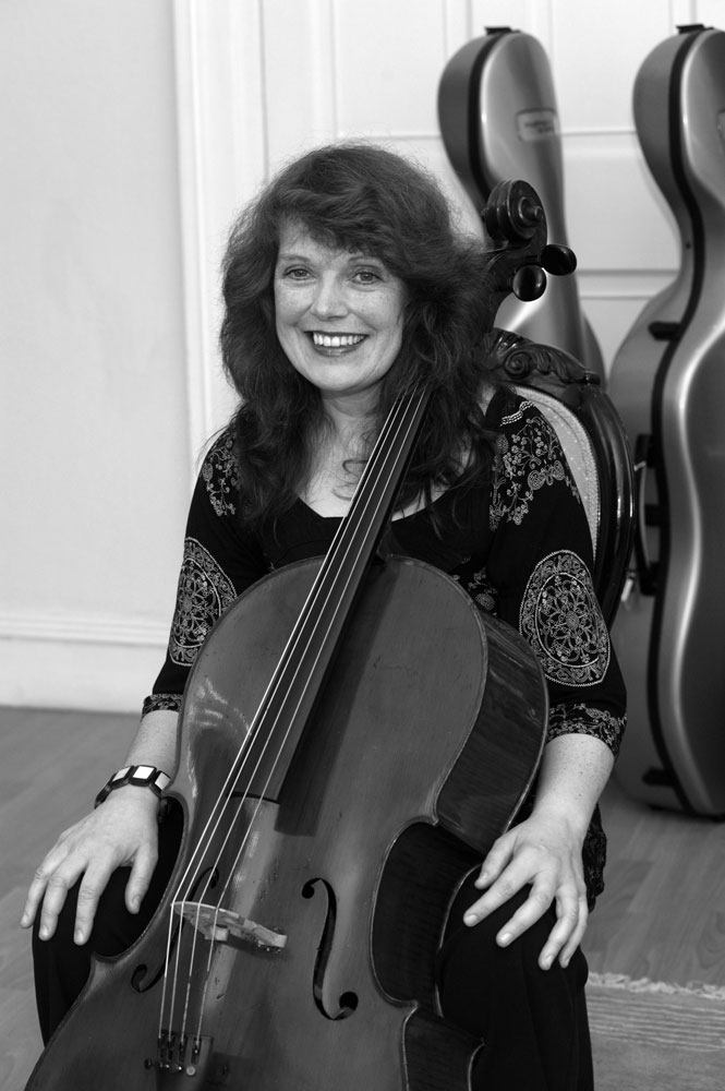 Renee Kenny - Cello Manager